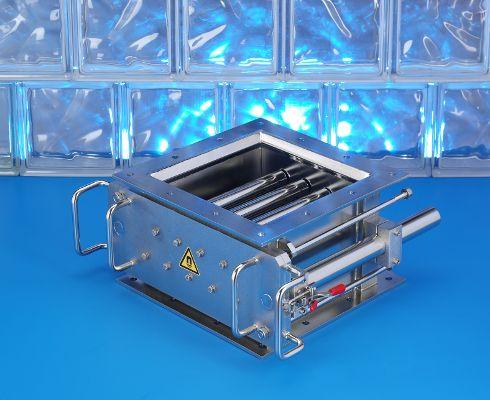 Magbox EHEDG, poloautomatický