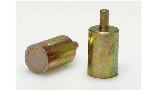 Magnetický prvok valcový s čapom, AlNiCo