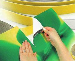 Magnetická páska anizotropná pre výstavníctvo, samolepiaca