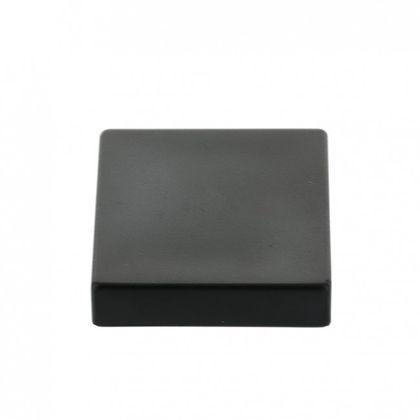 Extrémne silný kancelársky magnet, hranatý, čierny