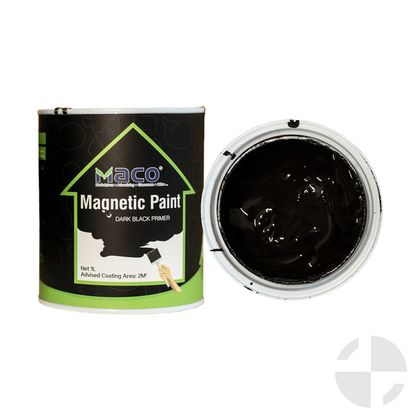 Magnetická farba