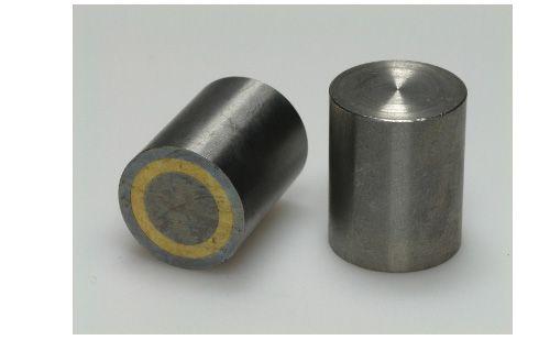 Magnetický prvok valcový s toleranciou h6, AlNiCo