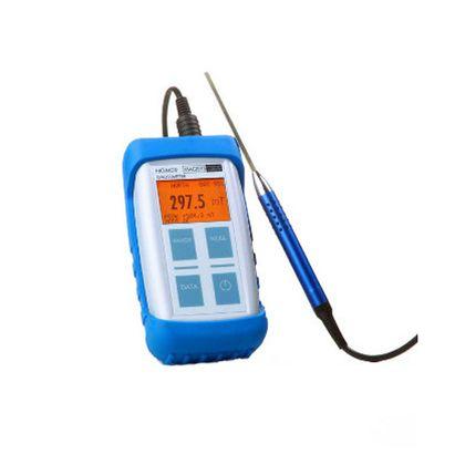 Ručný gaussmeter HGM09s s indikátorom polarity