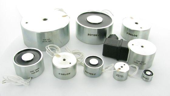 Prídržné elektromagnety E1AS