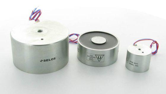 Prídržné elektromagnety s permanentným magnetom