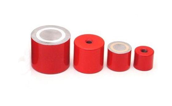 Valcový magnet s vnútorným závitom AlNiCo